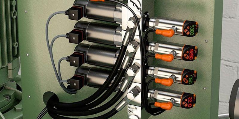 ifm capteur hydraulique