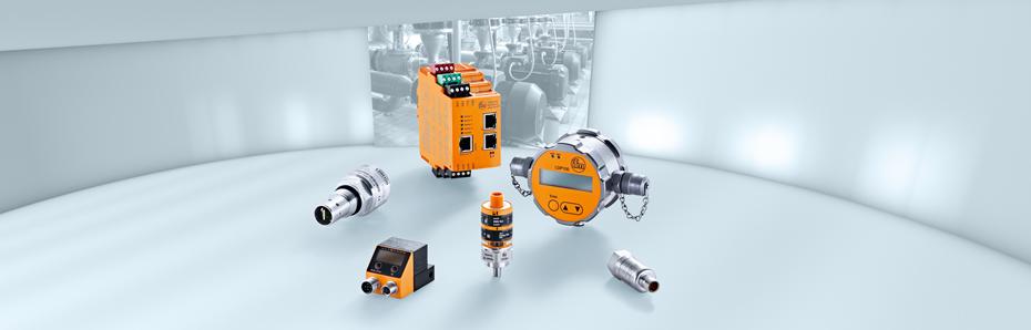 système capteurs maintenance conditionnelle ifm