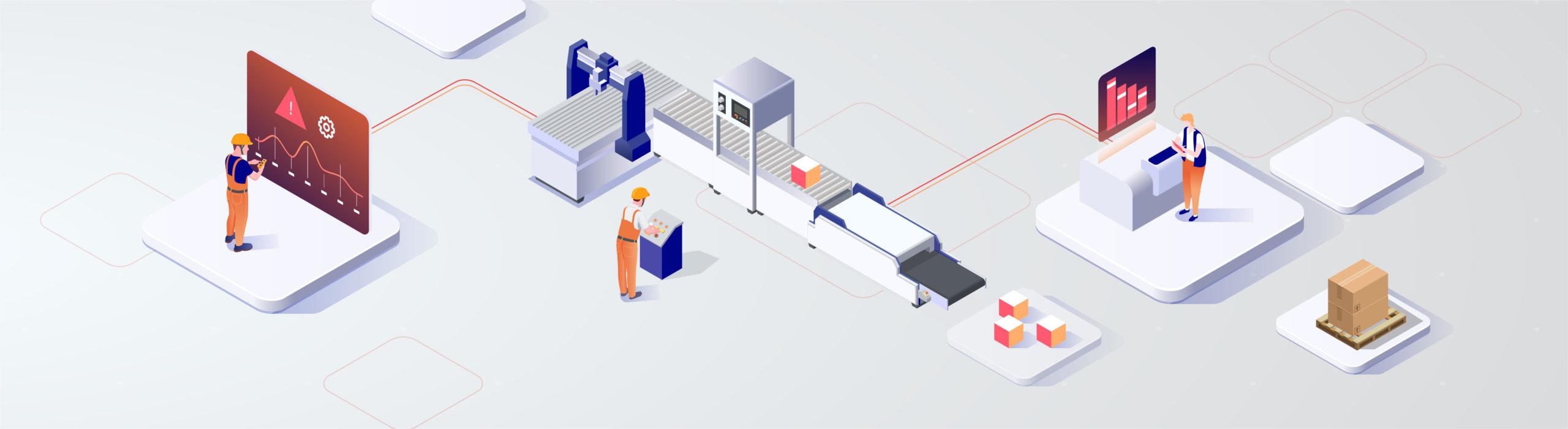 Digitalisation de l'industrie - impact opérateurs