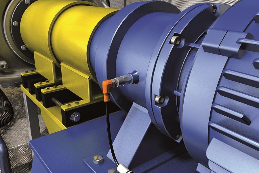 capteur de vibration maintenance préventive