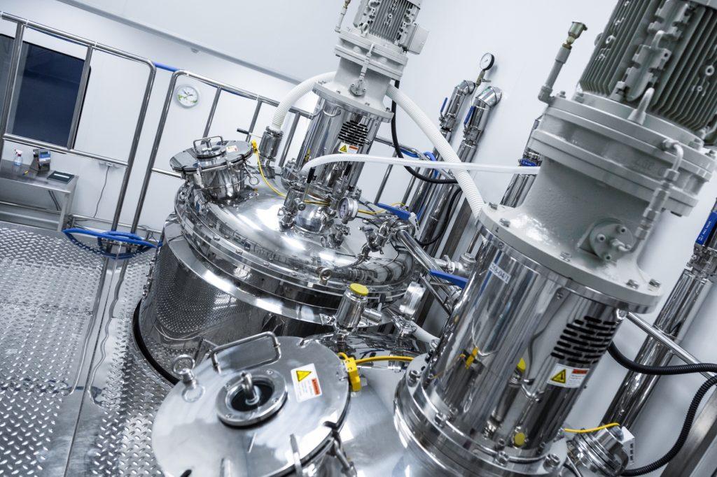 production pharmaceutique industrie 4.0