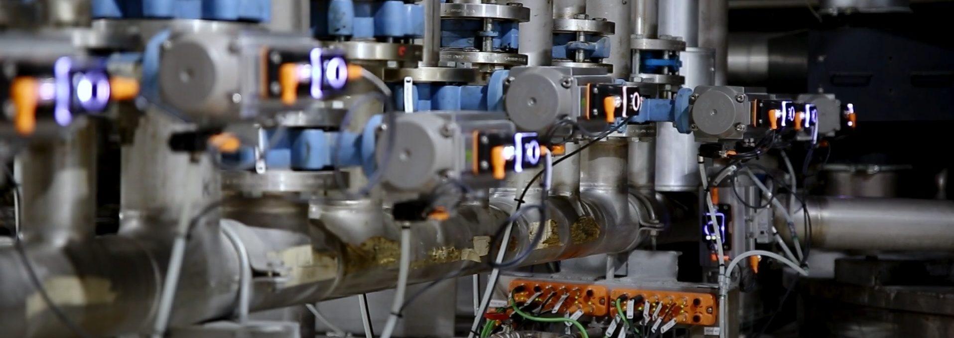 Modernisation d'une unité de production dans l'industrie chimique